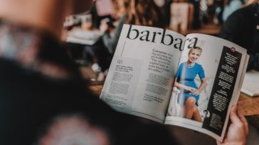 Retaining customers with magazine subscriptions