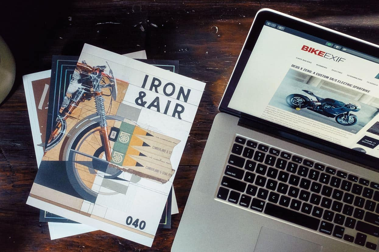 Bike Exif Iron and Air