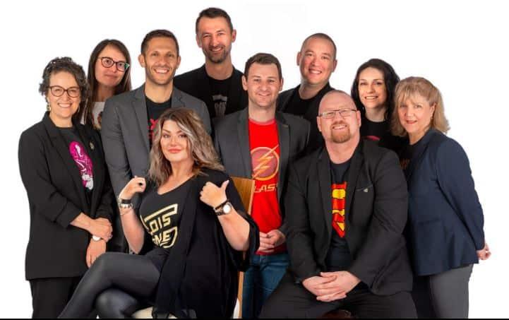 Ocean Reeve Publishing team