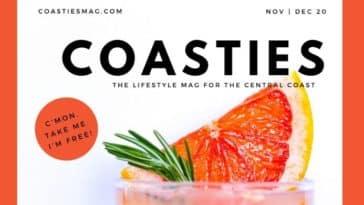 Coasties magazine issue 2 cover