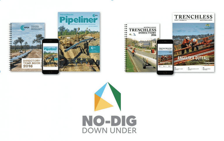 The Australian Pipeliner and Trenchless Australasia have been acquired by Prime Creative Media