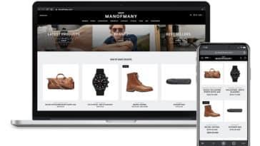 Man of Many launches ecommerce platform