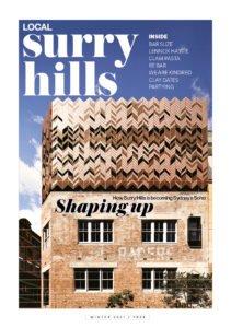 Local Surry Hills magazine launch edition