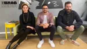 The Brag Media - Poppy Reid, Luke Girgis & Joel King