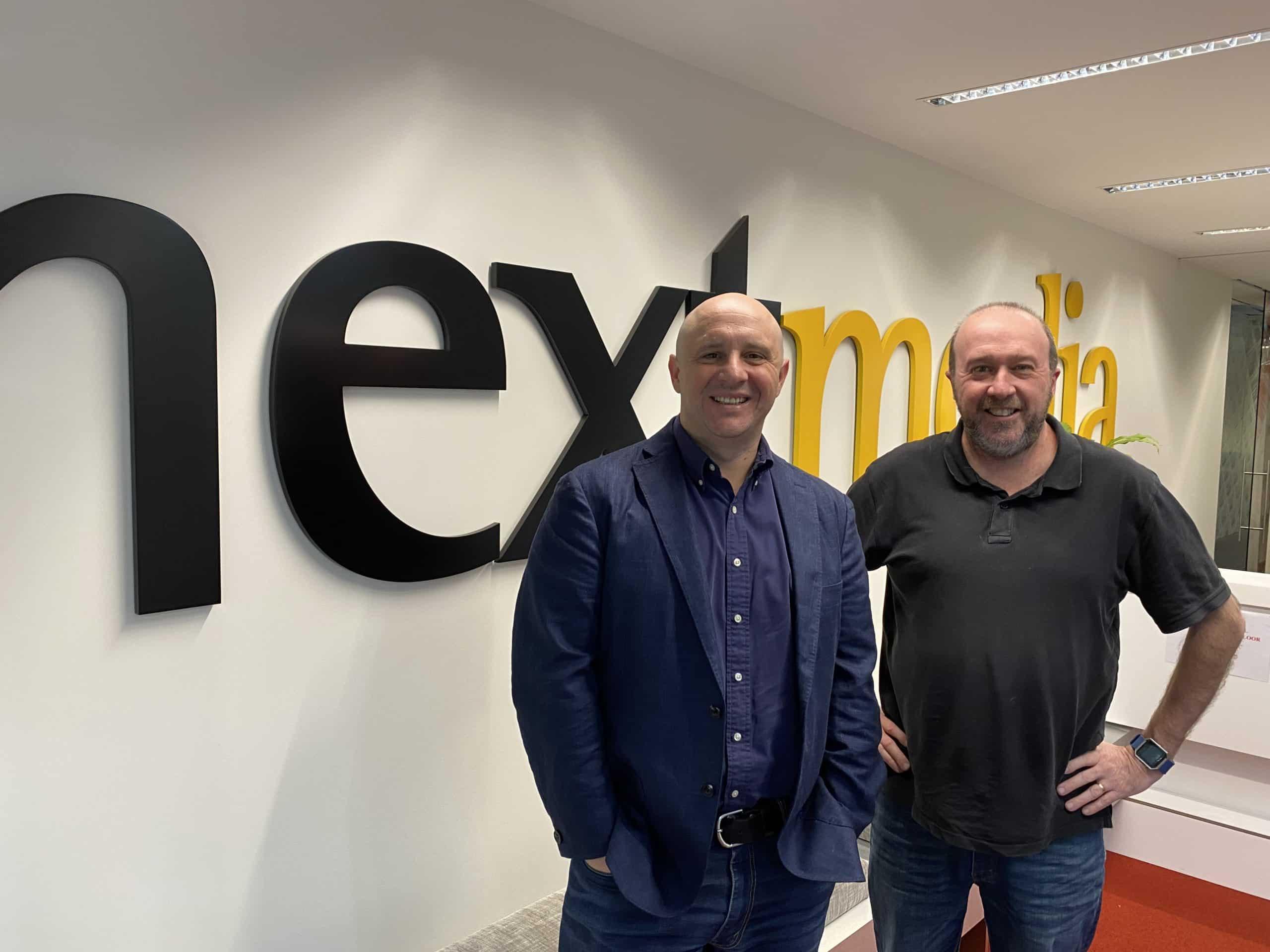 nextmedia appoints Andrew Birmingham Group Managing Director of B2B titles