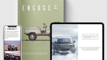 Engage 4x4 magazine
