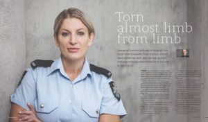 Police Journal Best Feature Article Tabbie Awards 2021