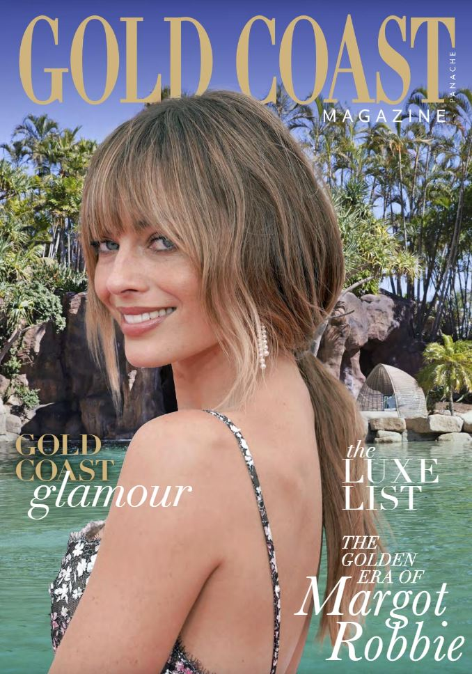 Gold Coast Panache magazine relaunch cover