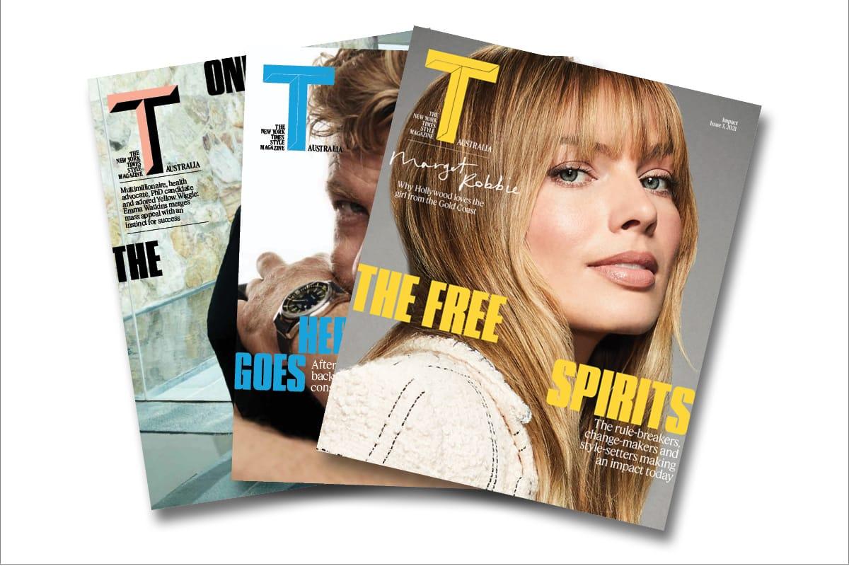 T Australia magazine