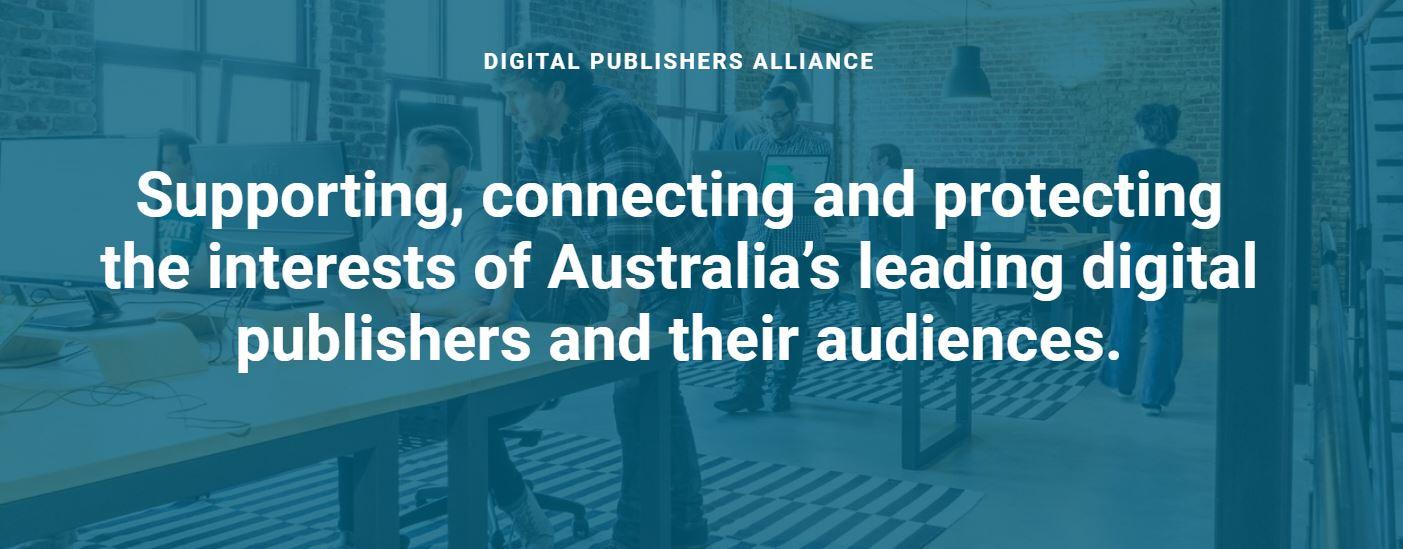 Digital Publishers Alliance