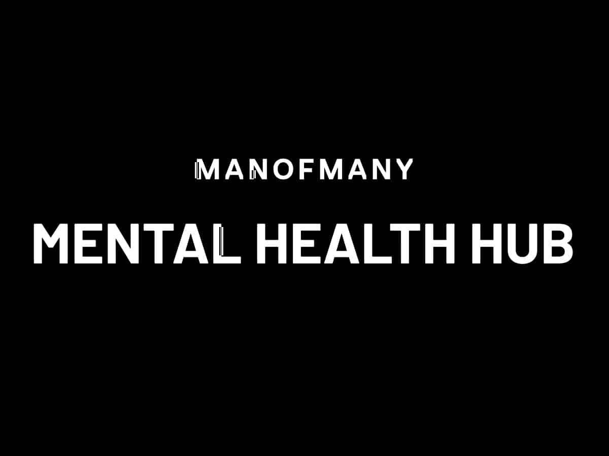 Man of Many Mental Health Hub