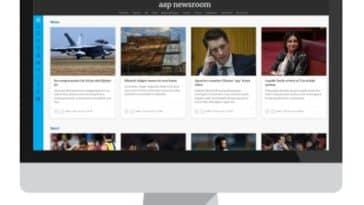 Australian Associated Press newswire service